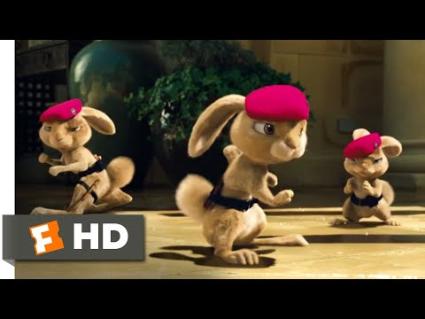 Hop (2011) - The Pink Berets Scene (7/10) | Movieclips