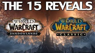 The 15 New Features/Updates Coming to World of Warcraft