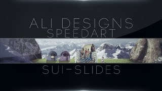 Sui-Slides! | Speedart | Rated Contest Entry. Thumbnail
