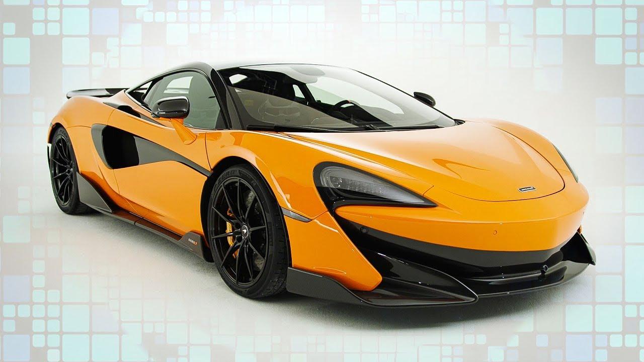 McLaren 600LT: FIRST LOOK - Carfection (4K)