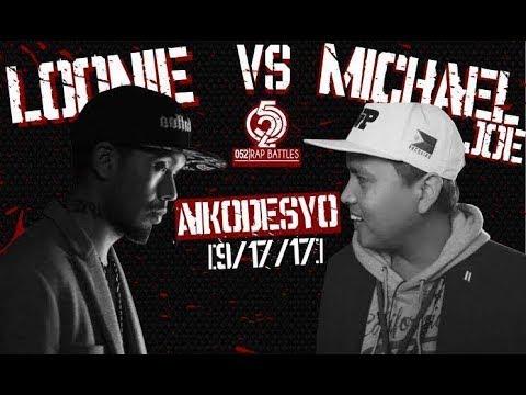 052 Rap Battles  LOONIE vs MICHAEL JOE