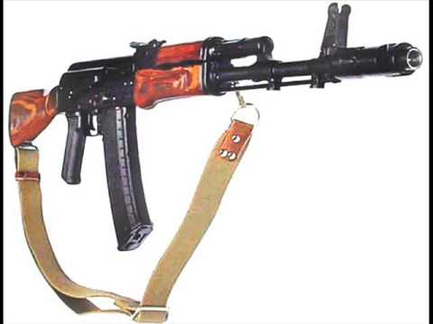AK-74: Sound effect - SEMI and FULLY AUTOMATIC shooting