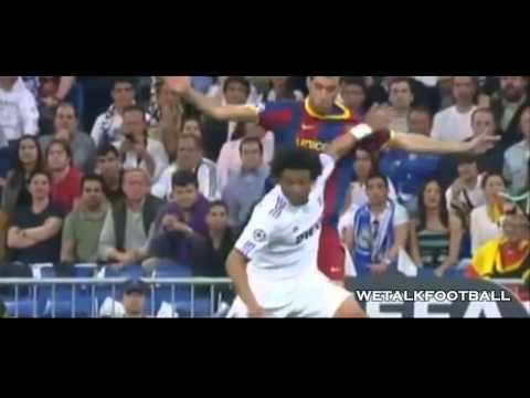 Brigas e Agressões No Classico Real Madrid Vs Barcelona