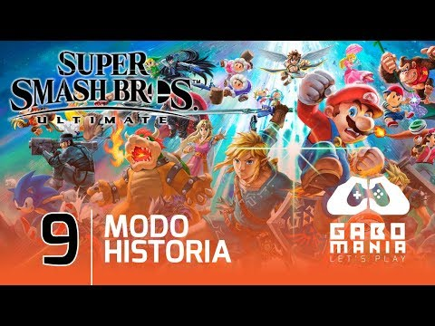 Modo historia Super Smash Bros Ultimate en Español Latino | Capítulo 9 thumbnail