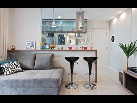 Dicas de decora o para apartamentos pequenos youtube for Apartamentos de diseno pequenos