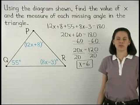 Geometry Homework Help 1000 Online Math Lessons Youtube