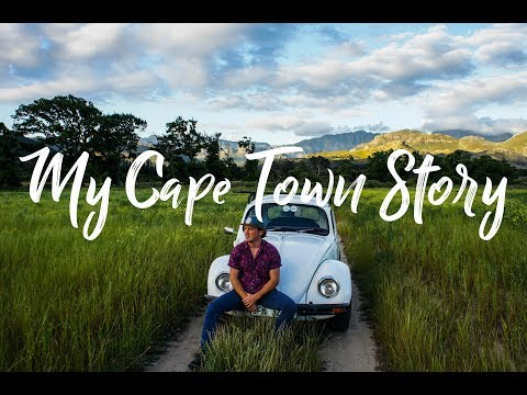 MY CAPE TOWN STORY // DAVID CLANCY