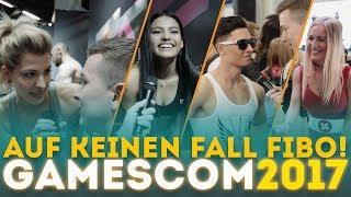 Wieder auf der FI.. äh GAMESCOM 2017!!!