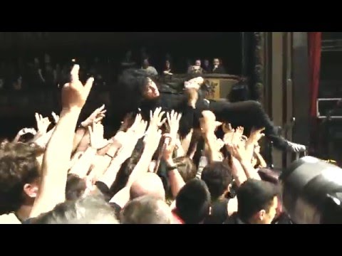 At The Drive-In - Proxima Centauri et Lopsided - Paris Trianon 2016
