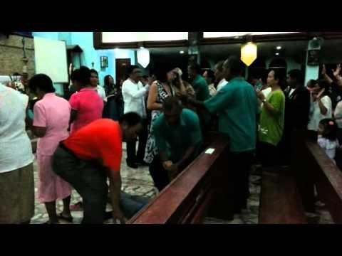 EL SHADDAI 2014 SAN LORENZO CHURCH