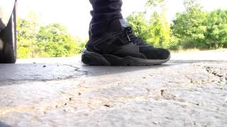 On Foot: Puma BOG Sock Core Triple Black
