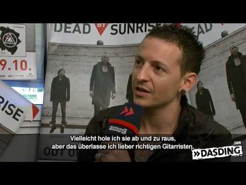 Chester Bennington Interview zu Dead by Sunrise - www.DASDING.de