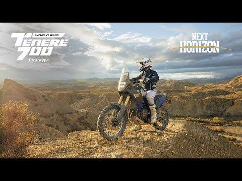 Ténéré  World Raid Prototype – Chasing the Next Horizon