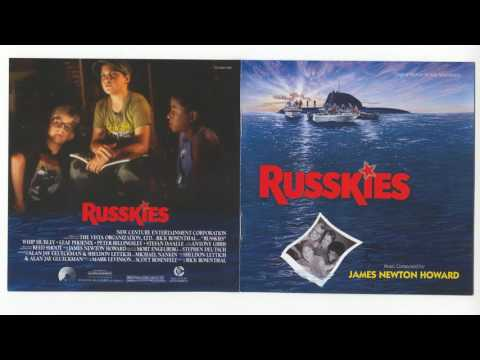 Russkies (1987) soundtrack/music score