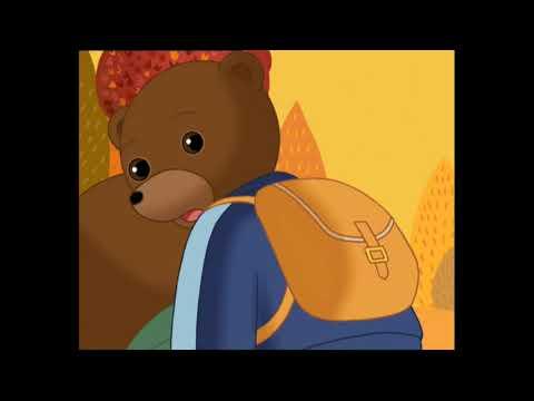 Apprends l'anglais avec Petit Ours Brun - Little Brown Bear has an adventure