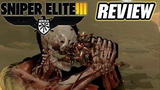 Sniper Elite 3 Xbox 360 Review - GPV247