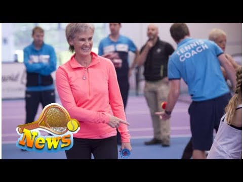 Judy murray weighs in on scotland's obesity problem