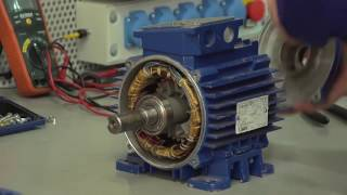 Film prezentujący zawód   elektromechanik