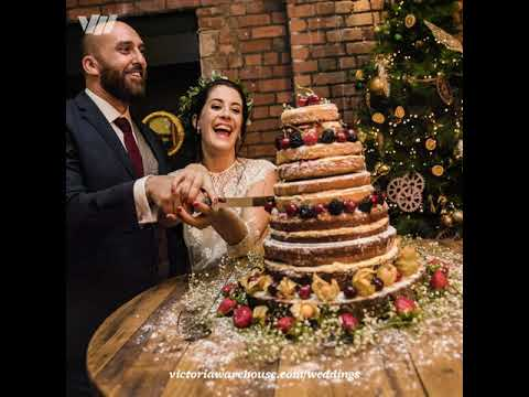 And so the adventure begins... plan your wedding day at Victoria Warehouse
