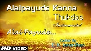 Alai Payude | E.R. Janardhan Guitar  | Classical Instrumental | Full Video Song (HD)