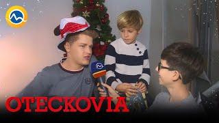 OTECKOVIA - Takto trávia Vianoce bratia Bielikovci