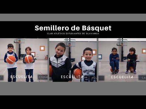 Crónicas En Blanco Y Negro: Semillero De Básquet
