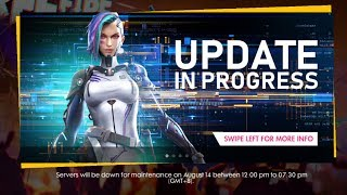 Free Fire New Update 2019 Live (GAME IS NOT OPEN AUGUST 2019)