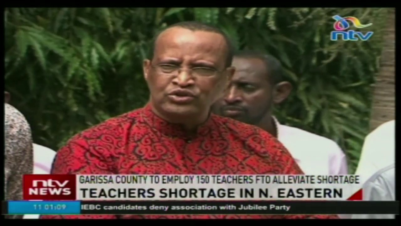 Garissa county to employ 150 teachers FTO alleviate shortage