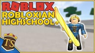 Danish Roblox | Robloxian Highschool-keeping free from school!