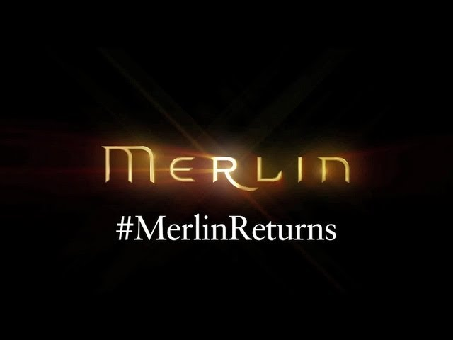 #MerlinReturns   Merlin Season 5