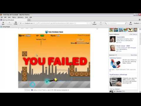 Stick Run Coins Hack 2012