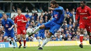 The best of Christophe Dugarry   Goals & Skills   Birmingham City
