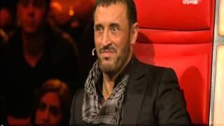 اغنية ستار سعد العيون ولحظة فوزه ذا فويس الحلقه الرابعه من العروض المباشره الموسم 2