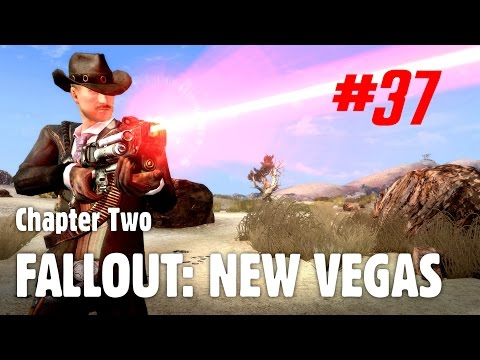 Let's Play Fallout: New Vegas (Chapter Two) - 37 - The Hunt for Firetooth