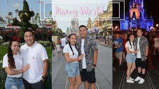 Disney World Travel Diary!