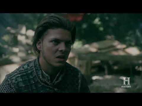 Vikings - Ivar Telling Floki Not To Leave [Season 5 Official Scene] (4x01) [HD]