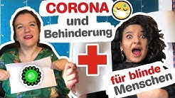 KLARTEXT: CORONA und Menschen MIT BEHINDERUNG 🦠😷 So kannst DU helfen! (Kübra) (Audiodeskription)