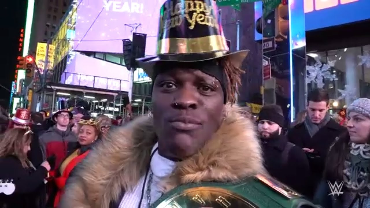 R-Truth reveals his New Year's resolutions for 2020: WWE Exclusive, Jan. 1, 2020 - YouTube