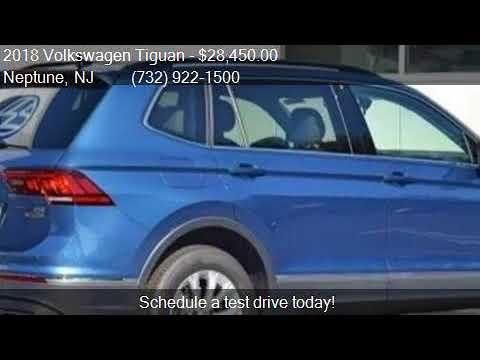 2018 Volkswagen Tiguan SE 4Motion for sale in Neptune, NJ 07