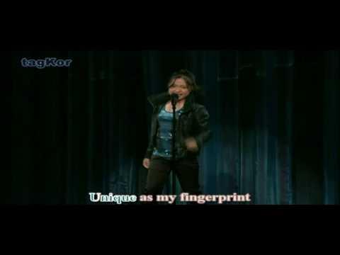 Maki-duet with Charice  Pempengco-fingerprint (HD) Karaoke