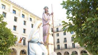 Alicante aspira al récord Guinness con un Belén gigante de 18 metros