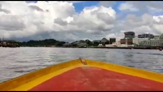 Kampong Ayer, the world's largest water village, and Brunei's original settlement