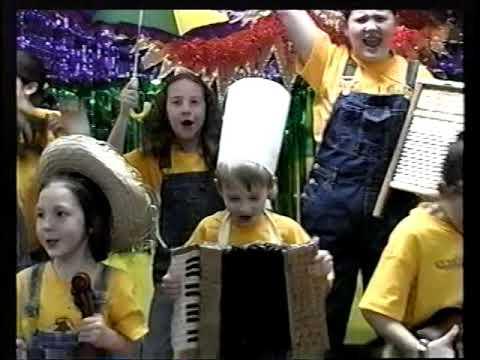 Oscar Mayer 2003 Schoolhouse  Jam Louisiana Winner Parkview Baptist School