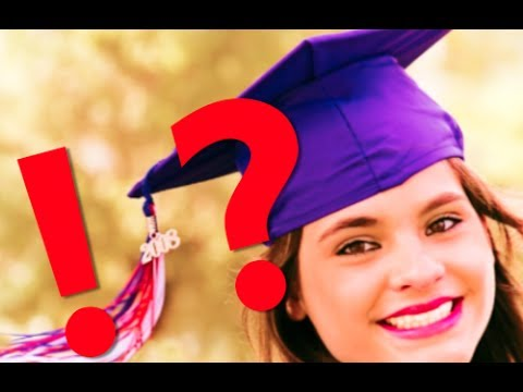 What to do after GRADUATION! thumbnail