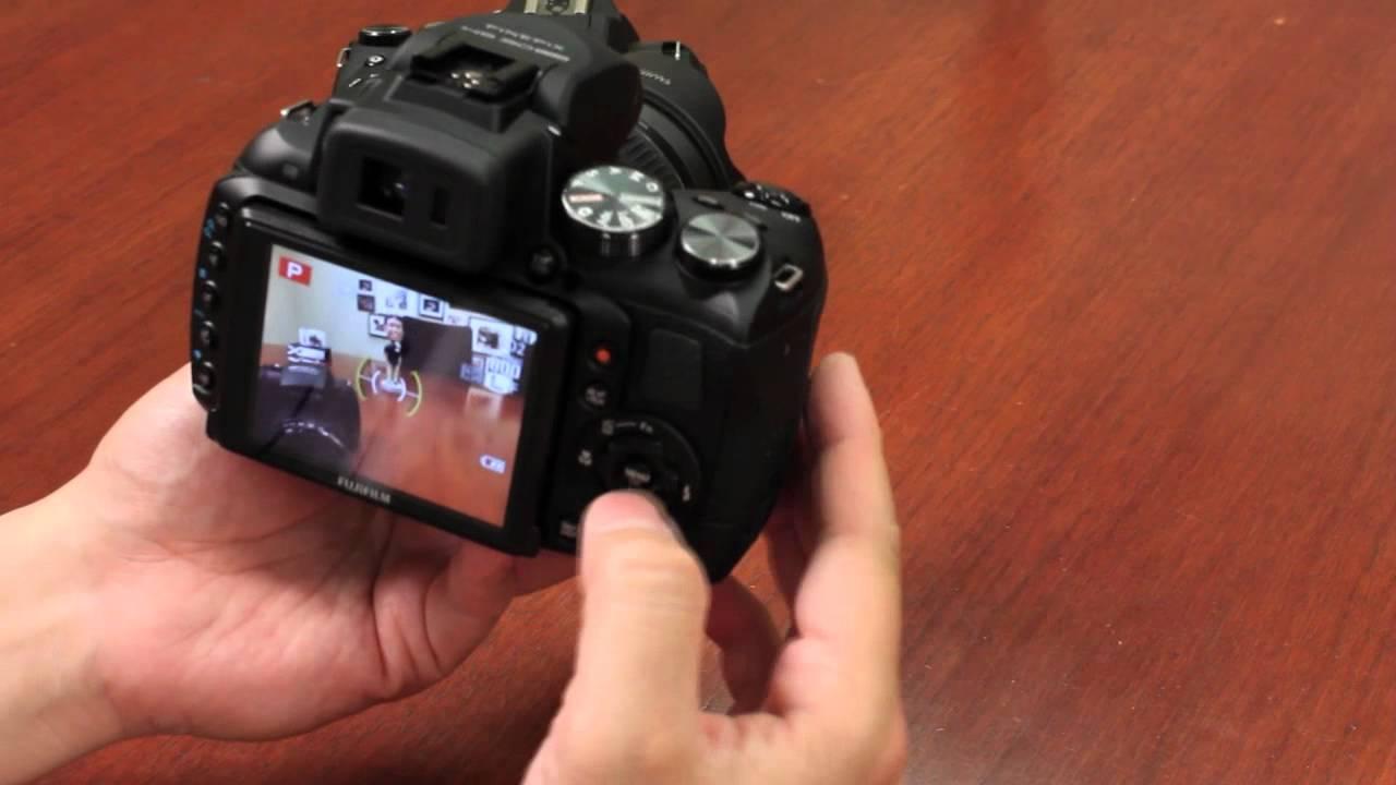 Fujifilm Finepix Hs25exr инструкция