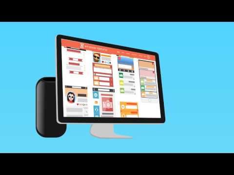 iPhone App Design Templates