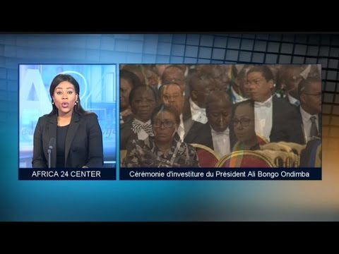 DÉBATS - Gabon: Investiture du Président Ali Bongo (1/3)