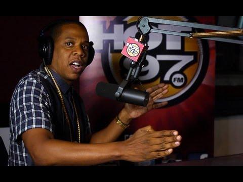 Jay-Z on Dame Dash, Texting Obama, Blue Ivy & More!