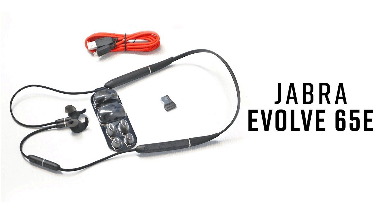 Jabra Evolve 65e Mic Test Youtube