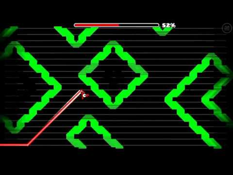 Geometry Dash 2.0 - Retro Circles [Easy Demon] by Nacho 21